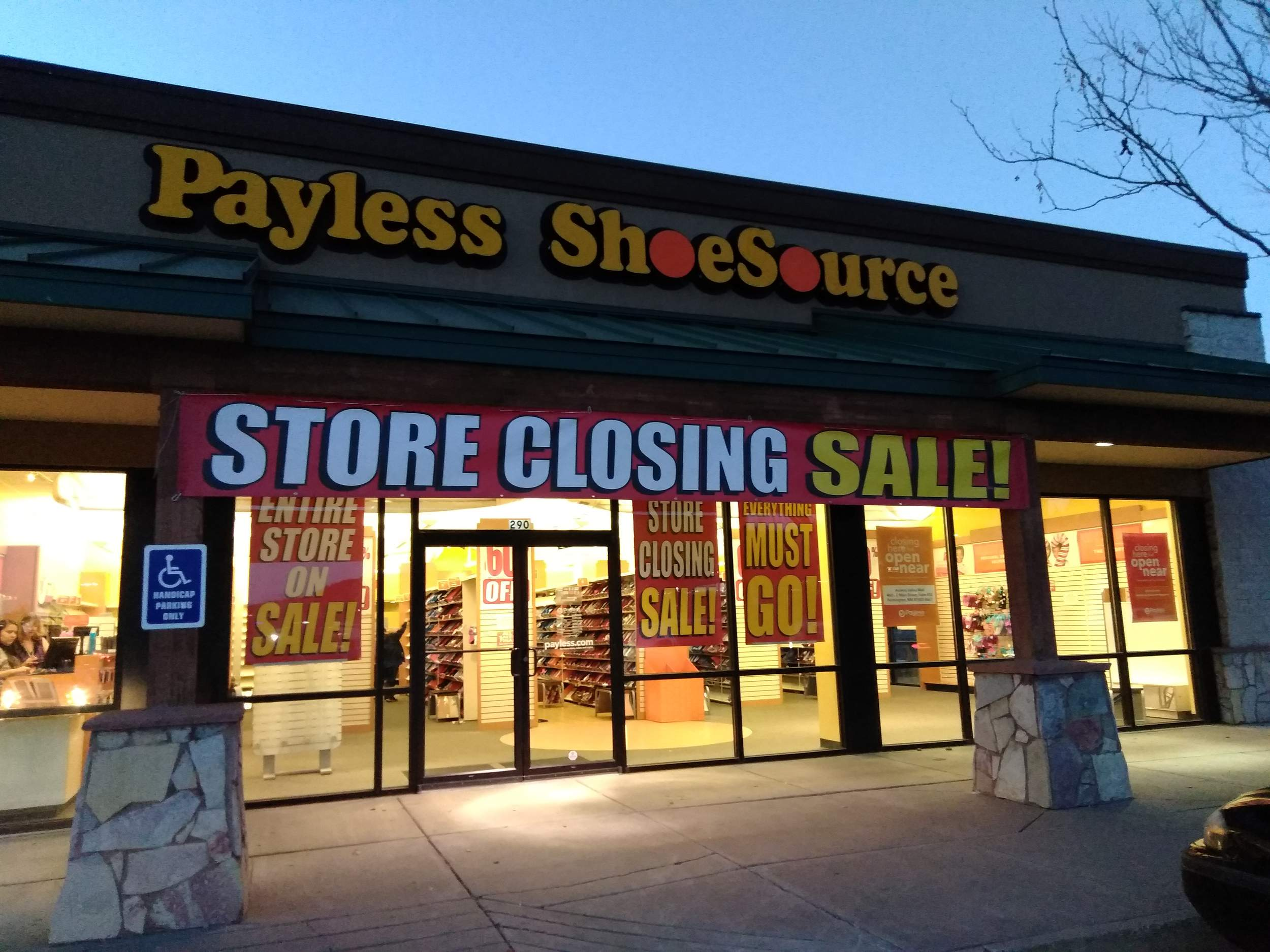payless shoe source online application