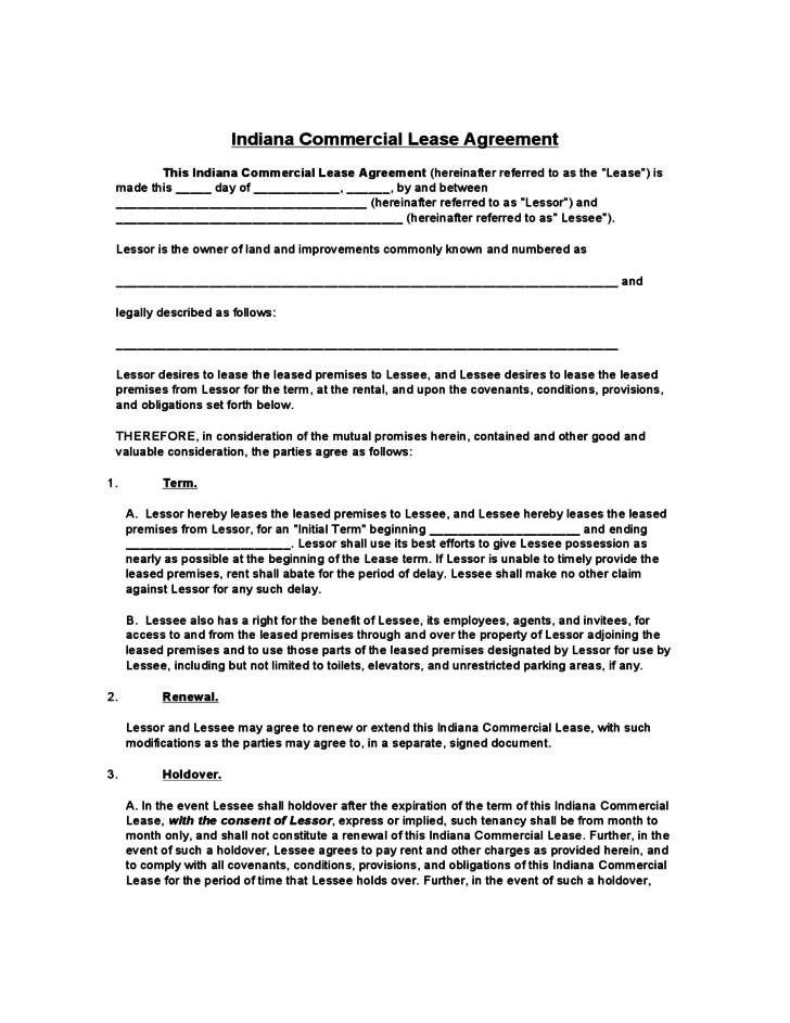 commercial tenancy application form love