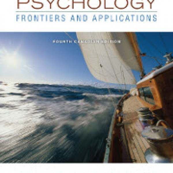 psychology frontiers and applications 6th edition