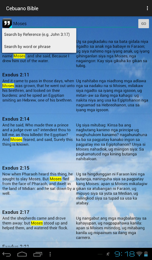 bible application for pc tagalog version