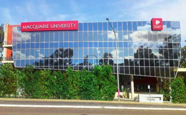 macquarie university international college application form