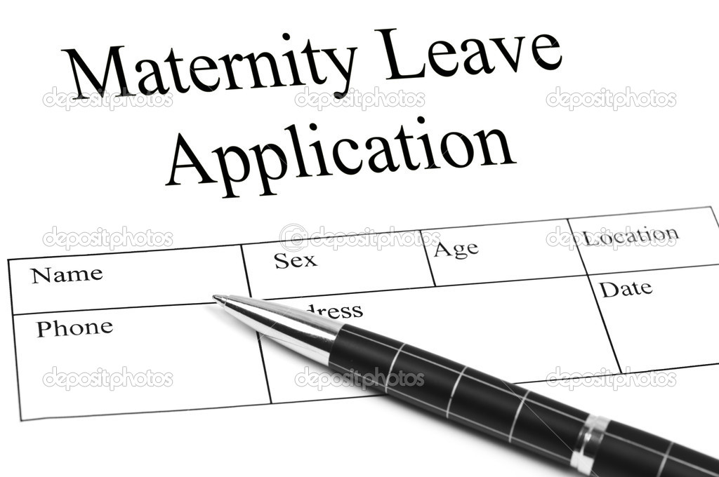 centrelink application for maternity leave