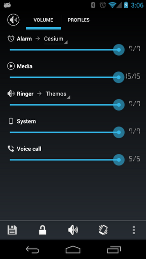 another application is using audio android