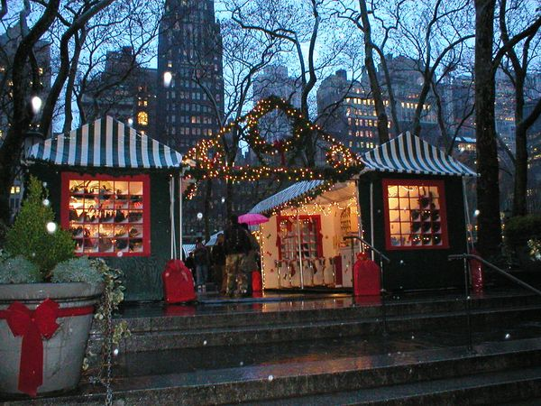 bryant park holiday market vendor application
