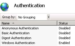 how to delegate access to application pool