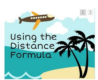 application of distance formula in real life