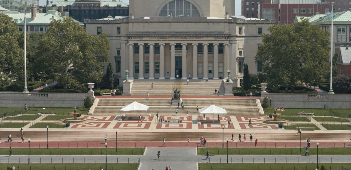 columbia business school application requirements