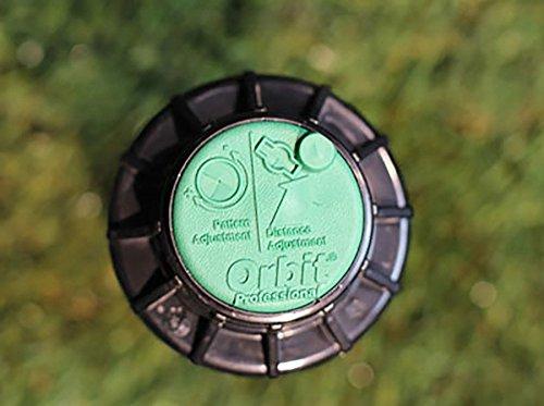 pop up sprinkler diameter industrial applications