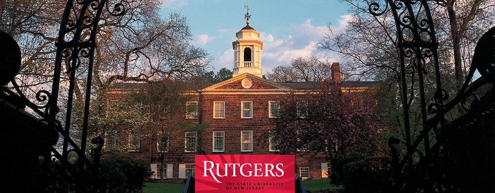 rutgers university new brunswick application