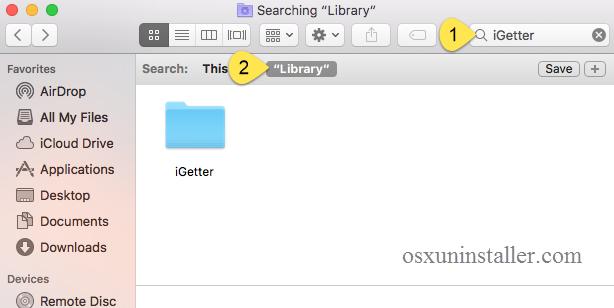 deleted application but still in menu bar