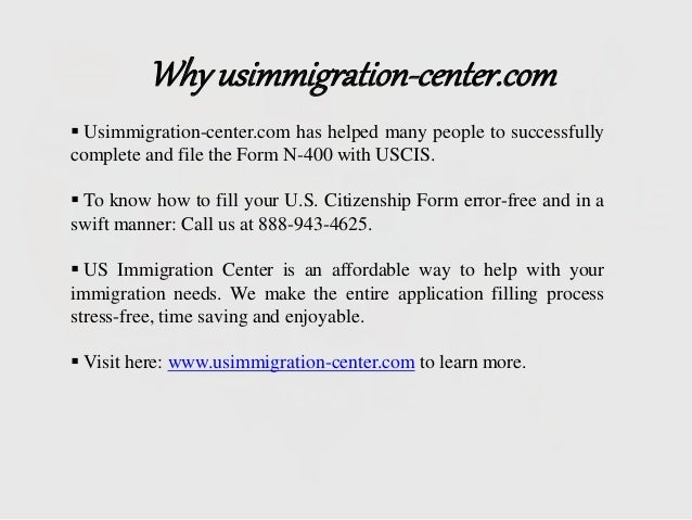 us citizenship application n 400