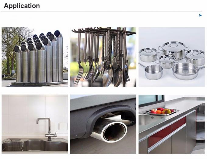 applications of cold rolled steel