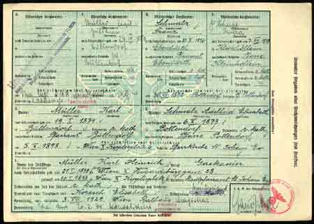 application form for national archives