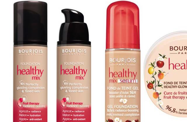 bourjois healthy mix serum application
