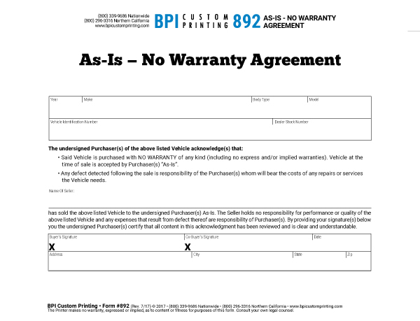 bpi car loan application form pdf