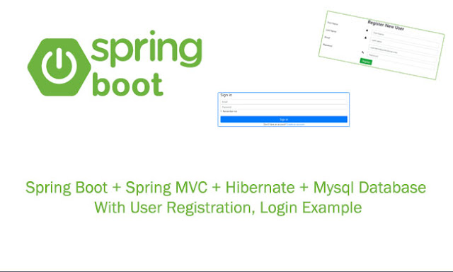 spring mvc application with spring boot
