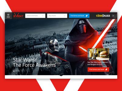 how to check application event cinemas