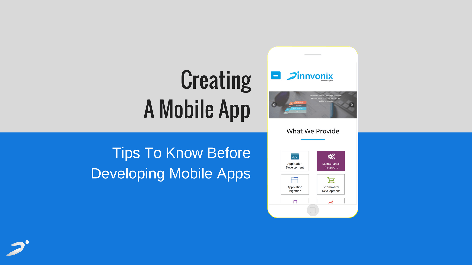 key factors in developing an ios application