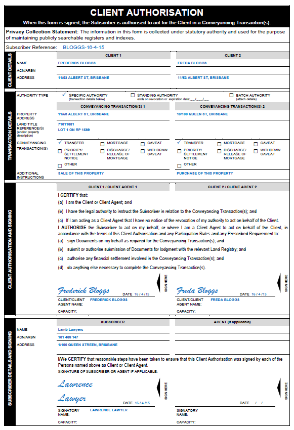 legal aid nsw sample application form