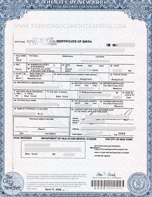 marriage certificate extract application fee