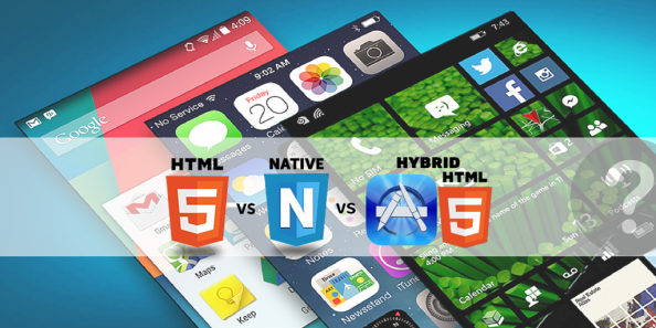 mobile application development using html5 and css3