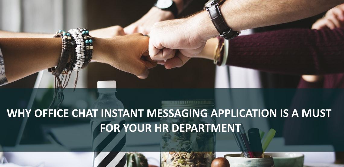 ms office applications internal messaging