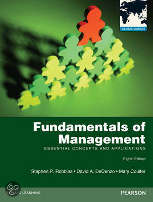 pdf fundamentals of management essential concepts and applications 9th edition