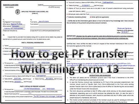 sukanya yojana application form pdf