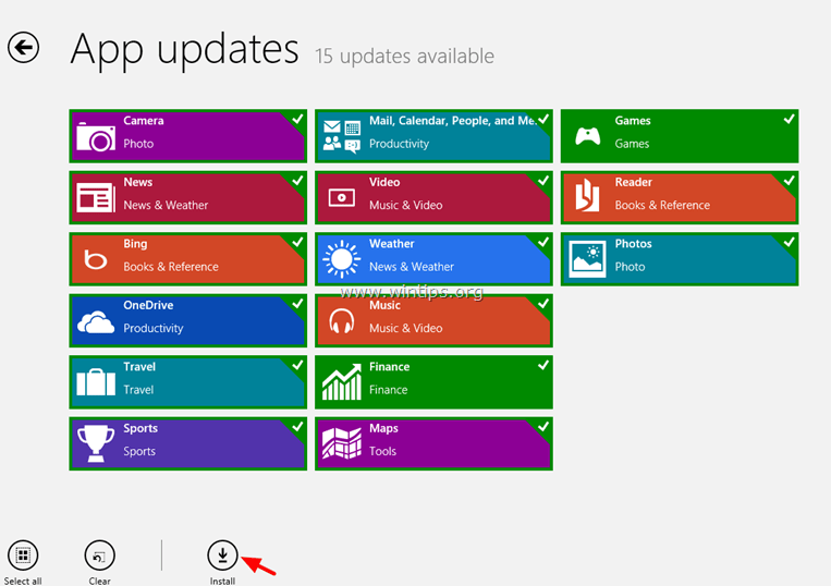 the update is not applicable for this computer