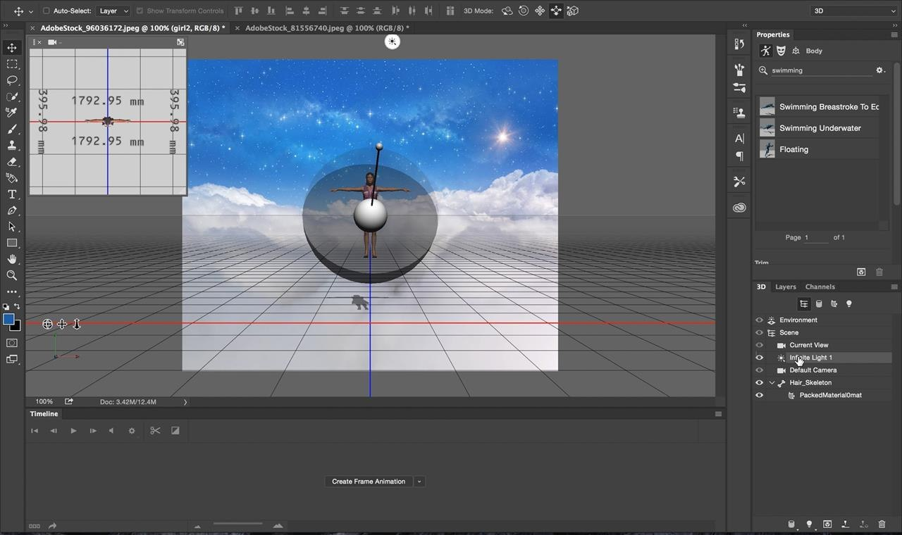 which adobe cloud application used for animation